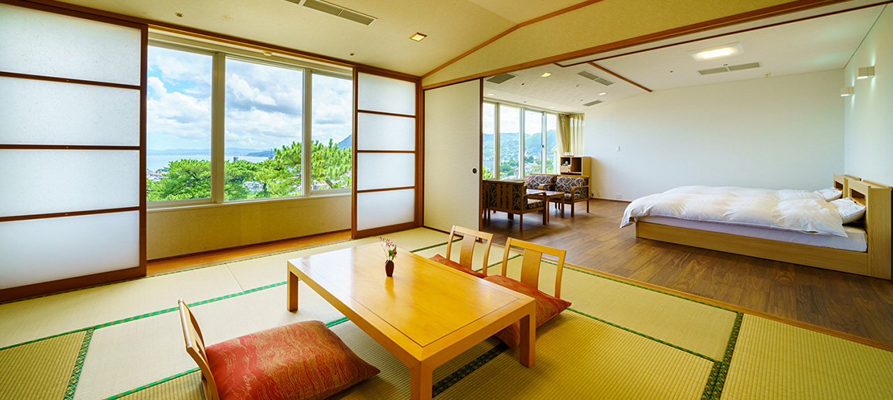 Special premium room Japanese & Western style room