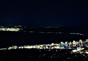 別府の夜景